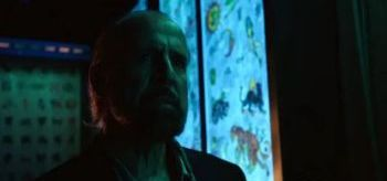 Peter Stormare Arrow The Calm