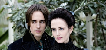Reeve Carney Eva Green Penny Dreadful
