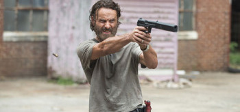 Andrew Lincoln The Walking Dead Coda