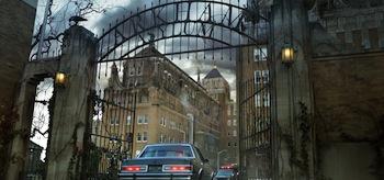 Gotham Arkham