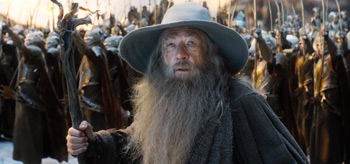 Ian McKellen The Hobbit The Battle of the Five Armies