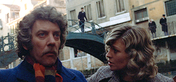 Julie Christie Donald Sutherland Dont Look Now