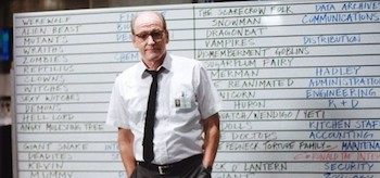 Richard Jenkins The Cabin in the Woods