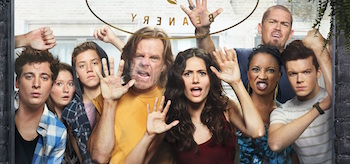 Shameless Season 5 TV show poster