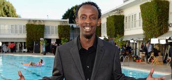 Barkhad Abdi Oscars