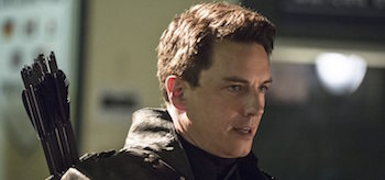 John Barrowman Arrow