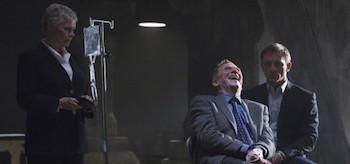 Judi Dench Daniel Craig Jesper Christensen Quantum of Solace