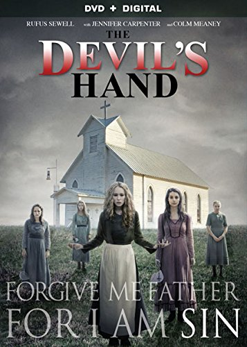 The Devils Hand DVD