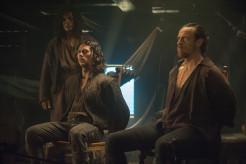 Toby Stephens Luke Arnold Black Sails Season 2 IX