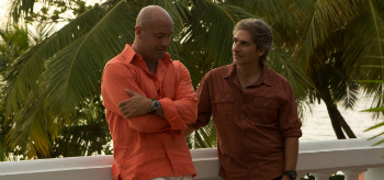Billy Zane Michael Imperioli Mad Dogs