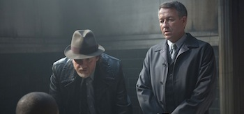 Donal Logue Sean Pertwee Gotham Lovecraft