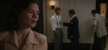 Hayley Atwell Agent Carter Time And Tide