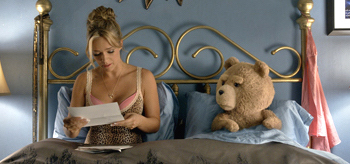Jesscia Barth Ted 2