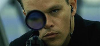 Matt Damon The Bourne Supremacy