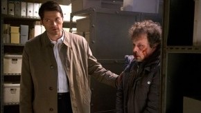 misha collins curtis armstrong supernatural the hunter games