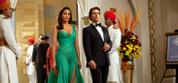 Paula Patton Tom Cruise