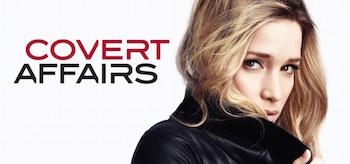 Piper Perabo Covert Affairs Logo