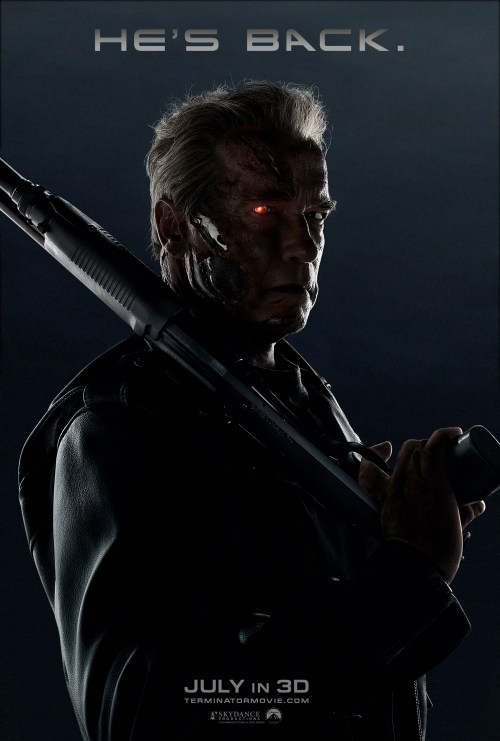 Terminator Genisys movie poster 2