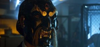 Todd Stashwick Gotham The Mask