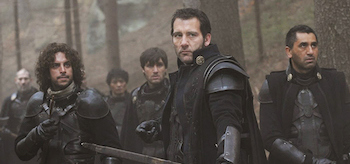 Clive Owen Cliff Curtis Last Knights