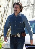 Colin Farrell True Detective Season 2 Set