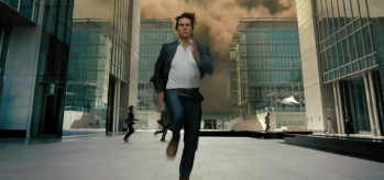 Tom Cruise Mission Impossible 4