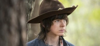 Chandler Riggs The Walking Dead Try