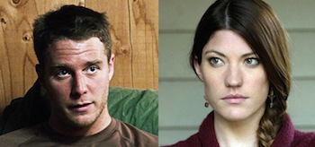 Jennifer Carpenter Jake McDorman