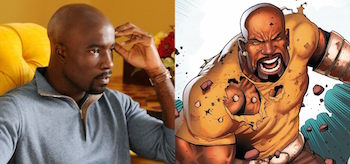 Mike Coulter Luke Cage