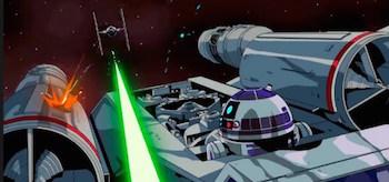 Star Wars TIE Fighter short film