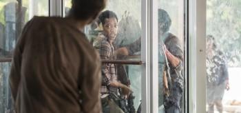 Tyler James Williams Steven Yeun The Walking Dead Spend
