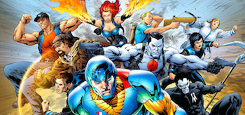 Valiant Comic Universe