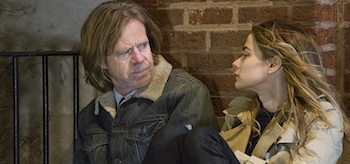 William H Macy Bojana Novakovic Shameless South Side Rules