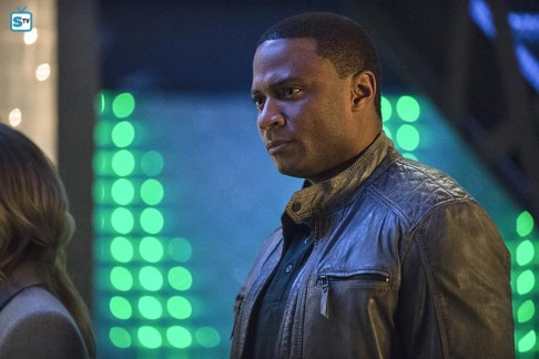 David Ramsey Arrow Broken Arrow