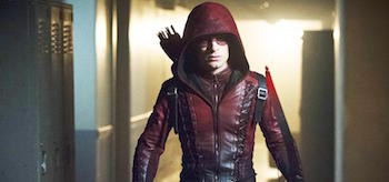 Colton Haynes Roy Harper Arrow