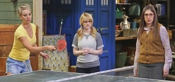 Kaley Cuoco Melissa Rauch Mayim Bialik The Big Bang Theory The Skywalker Incursion