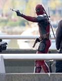 Ryan Reynolds Deadpool Set