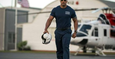 San Andreas The Rock