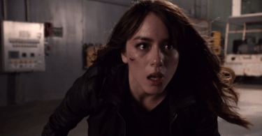 Chloe Bennet Agents of S.H.I.E.L.D. S.O.S.