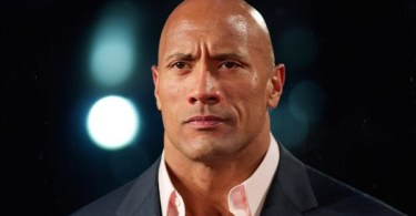 Dwayne Johnson Pink Shirt