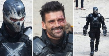 Frank Grillo Crossbones Captain America: Civil War