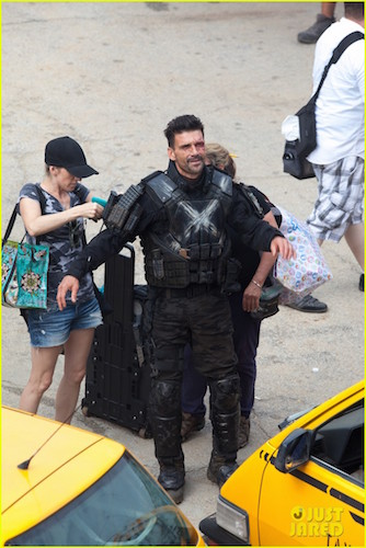 Frank Grillo Crossbones Captain America Civil War
