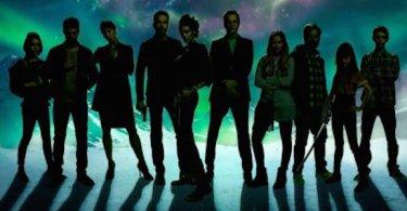 Heroes Reborn Cast Poster