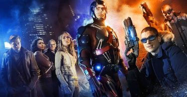 Legends of Tomorrow TV show banner