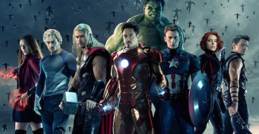 Main Characters Avengers Age of Ultron