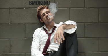 Matt Ryan Smoking Constantine Rage of Caliban