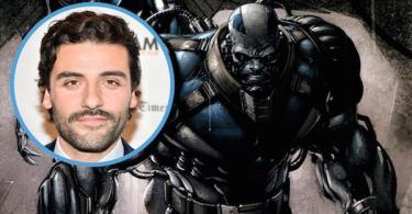 Oscar Isaac X-Men Apocalypse