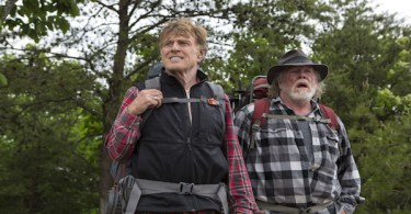 Robert Redford and Nick Nolte take A Walk In The Woods