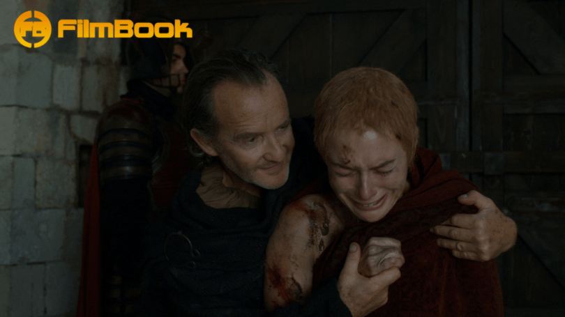 Anton Lesser Lena Headey Crying Game of Thrones Mothers Mercy