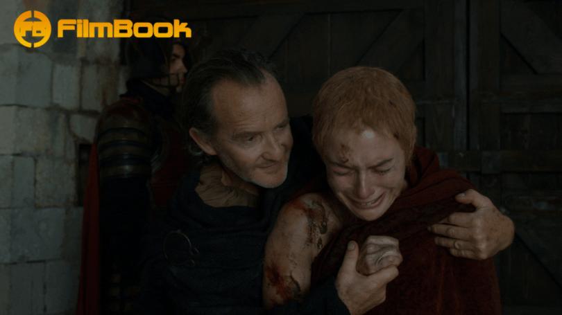 Anton Lesser Lena Headey Crying Game of Thrones Mothers Mercy